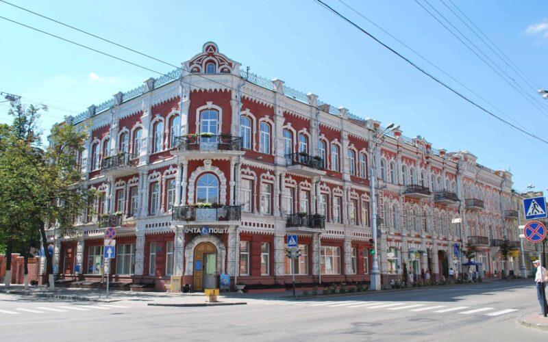 Советская улица в Гомеле