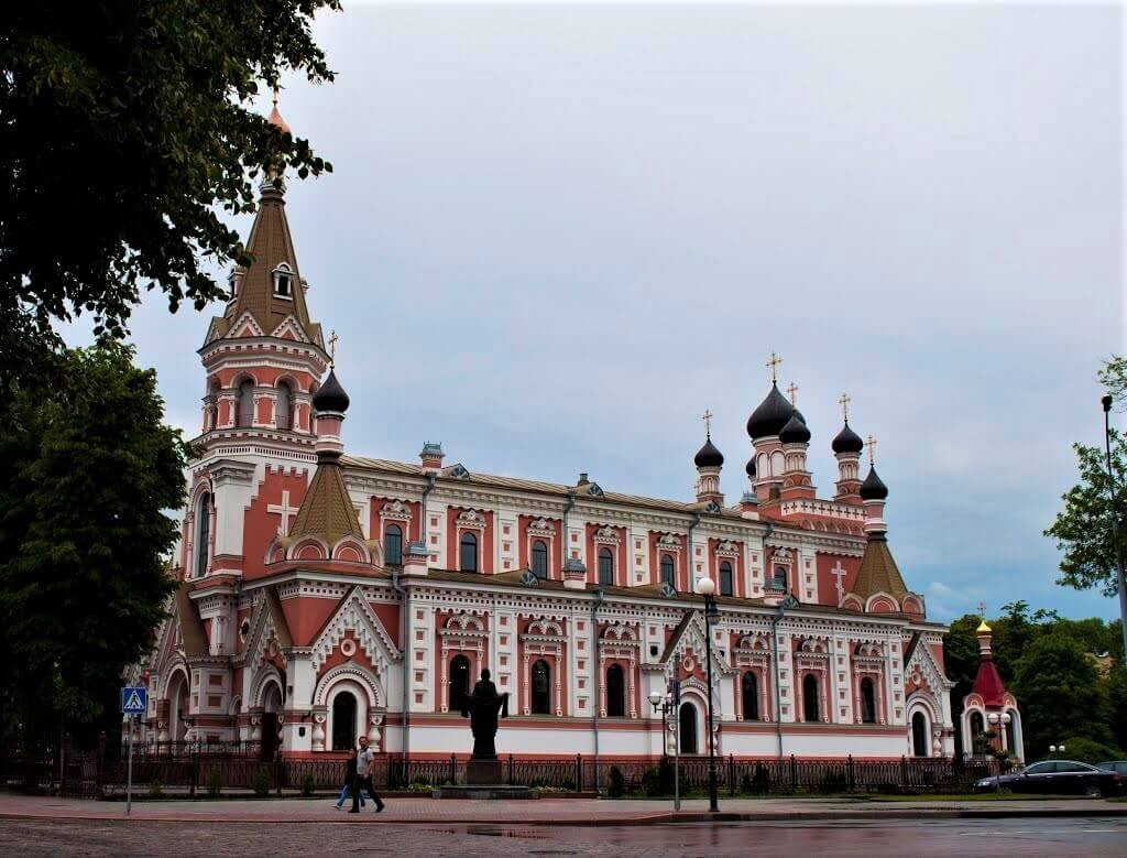 Grodno Find Out What Is Worth Visiting In This Medieval