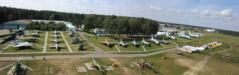 Aircraft museum Borovaya, Minsk