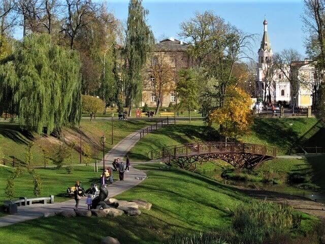 Grodno Botanical Garden