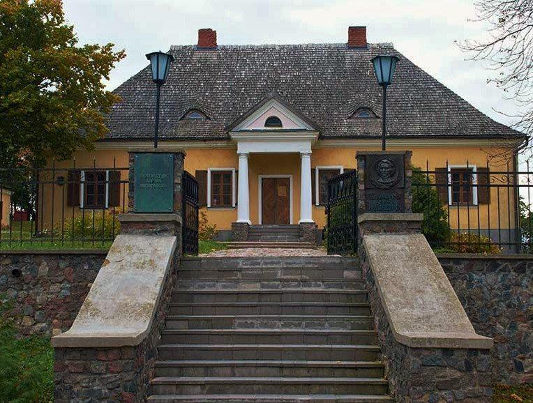 Дом-музей Адама Мицкевича в Новогрудке, достопримечательности Гродненской области