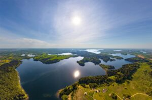 озера Беларуси для рыбной ловли