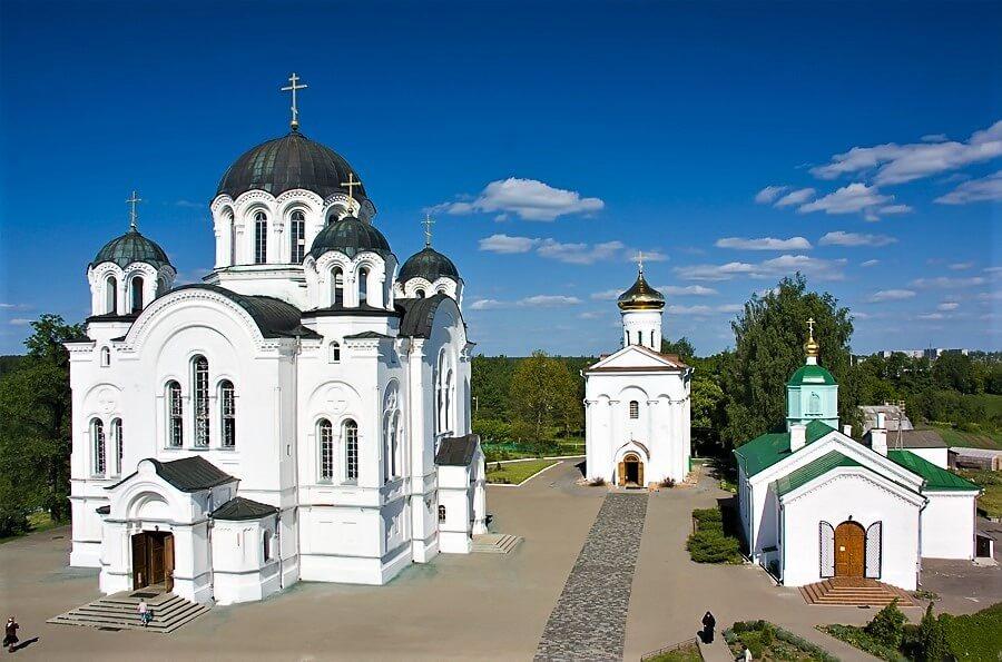 Свято-Ефросиньевский Монастырь в Полоцке