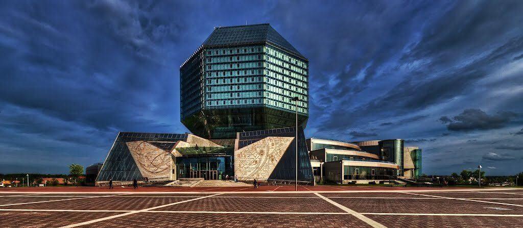 Национальная библиотека Беларуси, музеи Минска