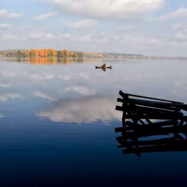Big lake you should visit in Belarus in summer, national park