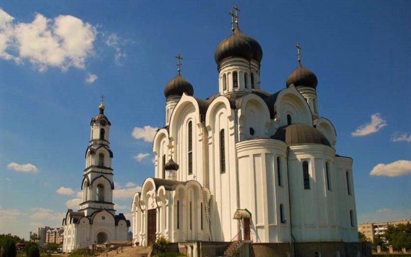 Собор святого Феодора в Пинске