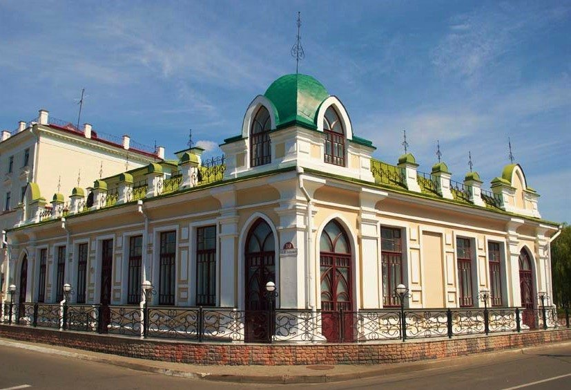 Architecture Of Pinsk