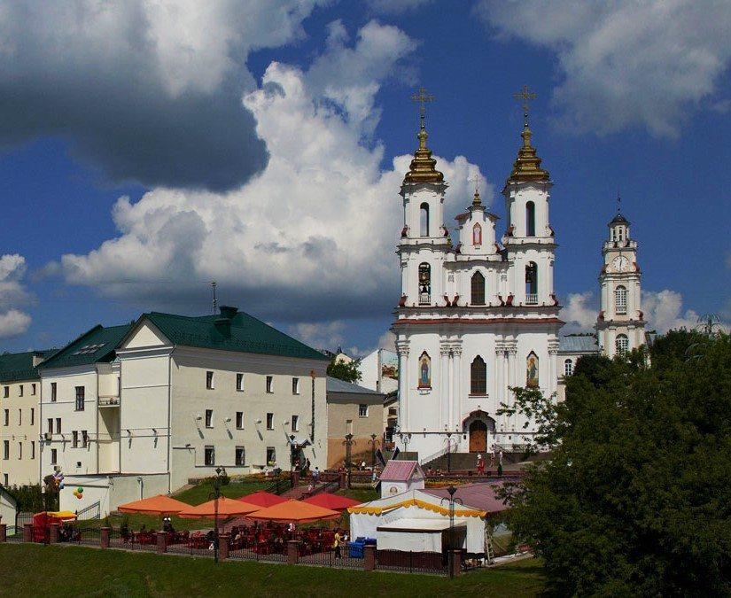 Vitebsk. Temple