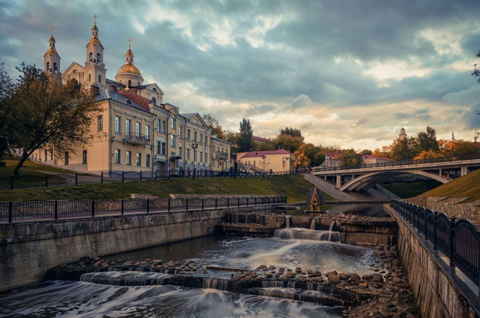 Витебск достопримечательности для туристов фото
