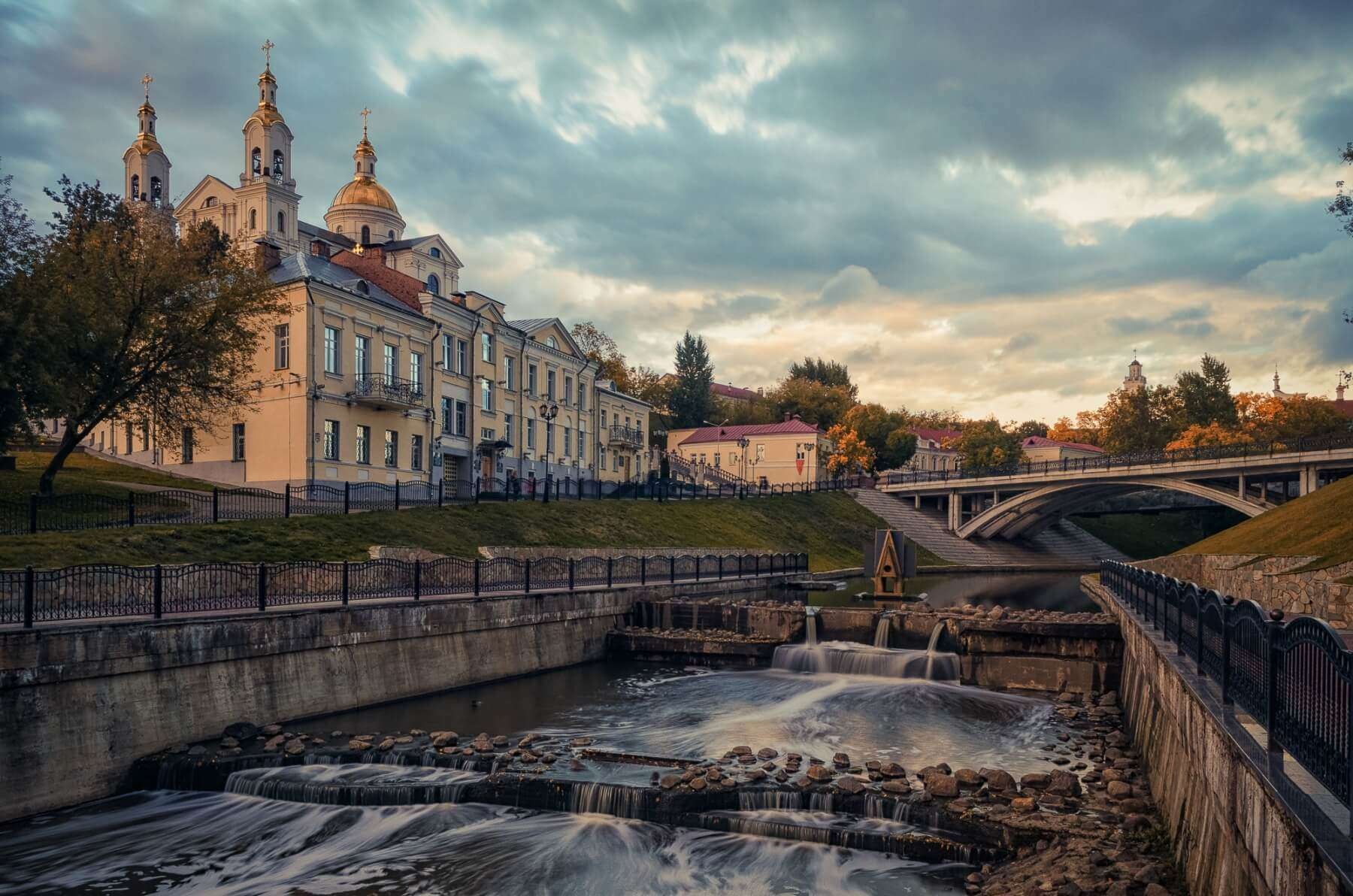 Vitebsk river view