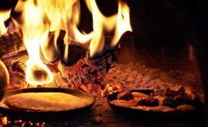 Еда на костре, традиционная белорусская кухня