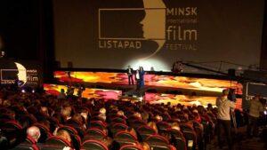 Listapad movie festival
