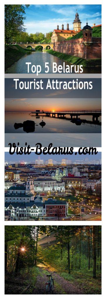 Top 5 Belarus Tourist Attractions  Best sights to visit