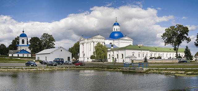 Свято-Успенский Жировицкий монастырь