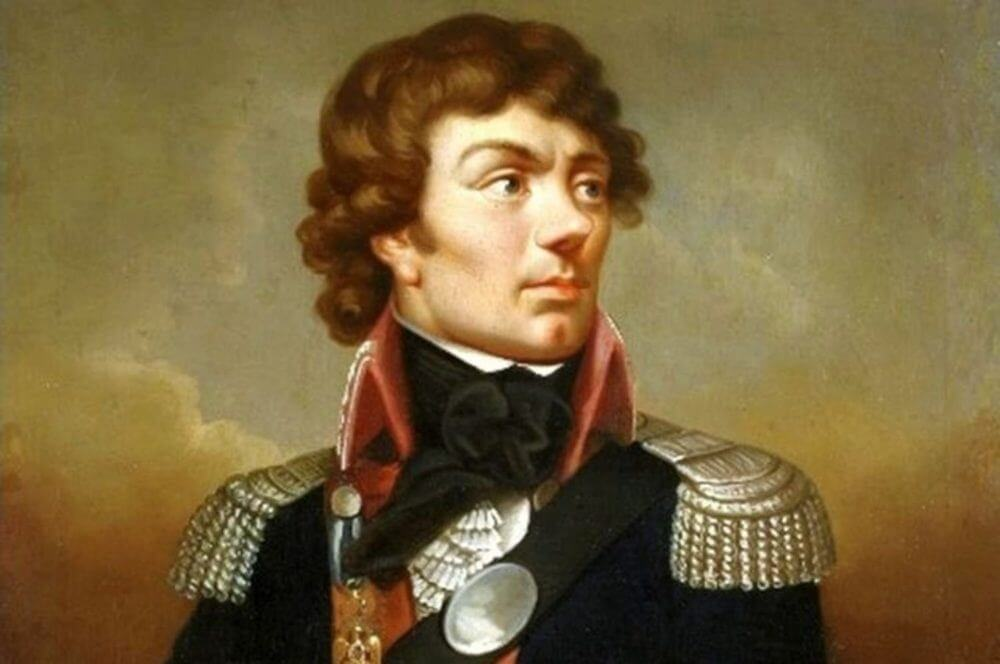 Tadeusz Kosciuszko, general and international revolutionist