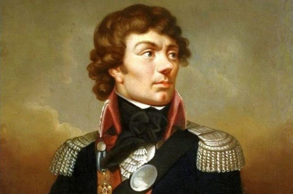 Tadeusz Kosciuszko, general and international revolutionist