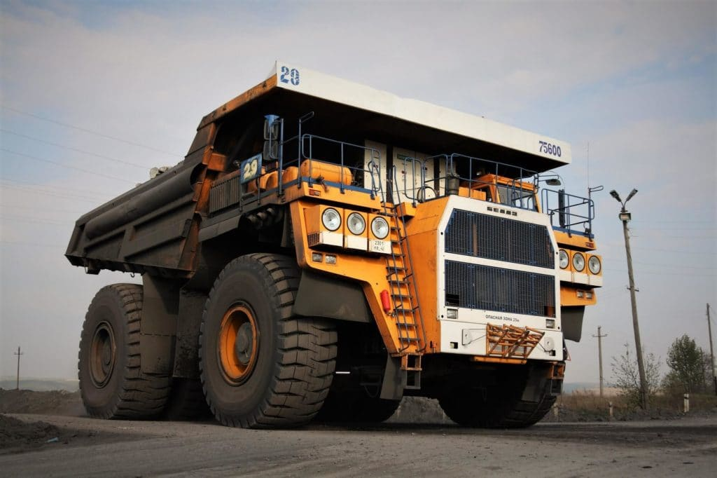 Largest truck in the world, Belarus
