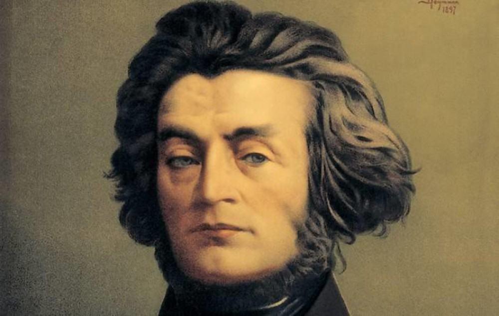 Adam Mickiewicz, famous publicist