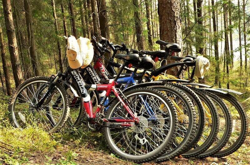 Bikes, cycles