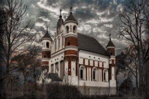 Misterious Virgin Nativity Fort Church