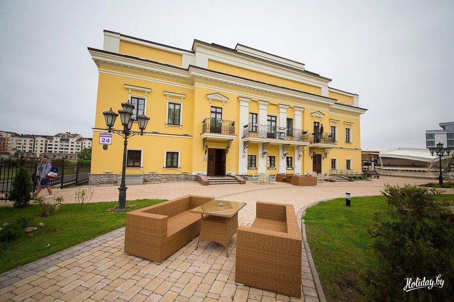 Усадьба Ваньковичей в Минске