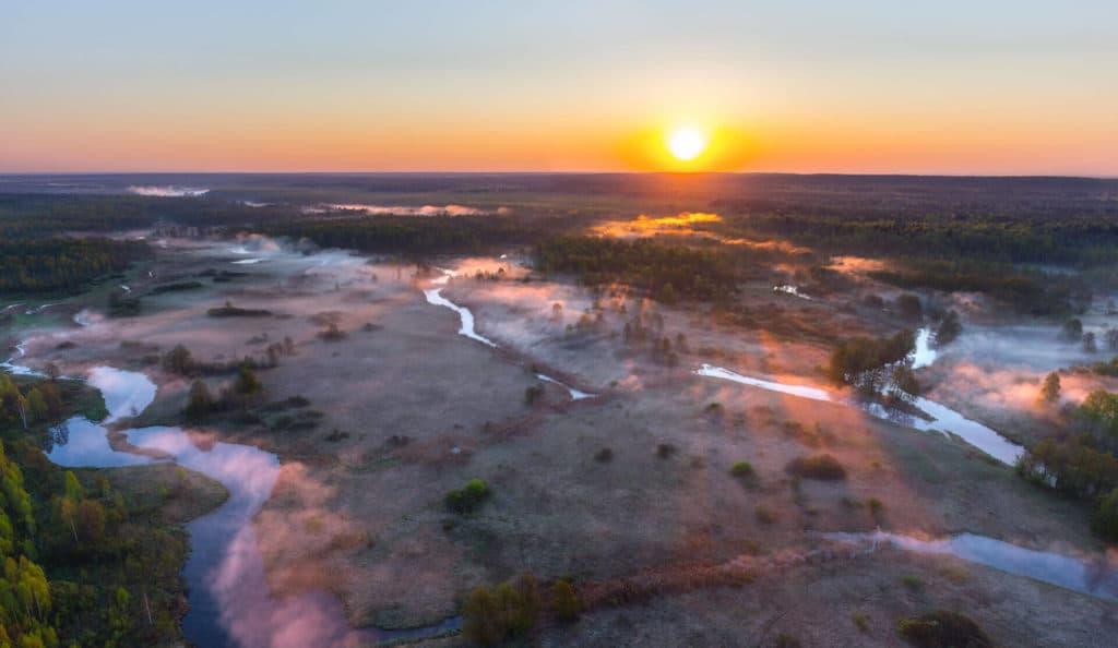 Природа Беларуси - идеальное место для лечения и отдыха