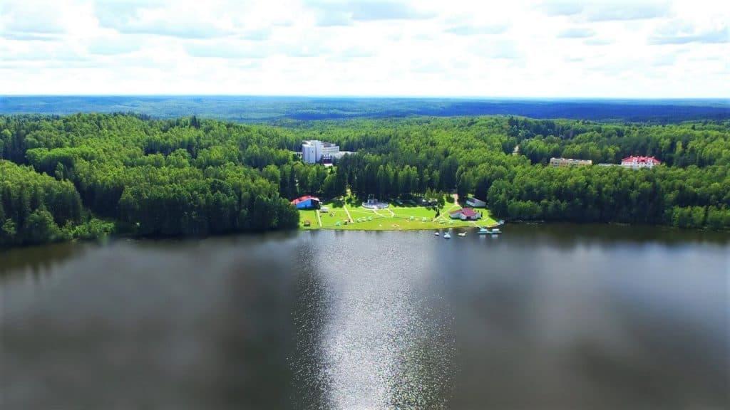 Health improvement and recreation Belarus Lesnoye Health Resort
