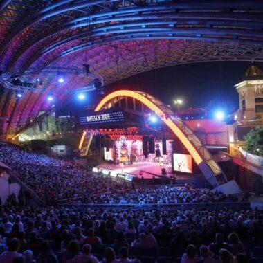Slavianski Bazaar in Vitebsk stage