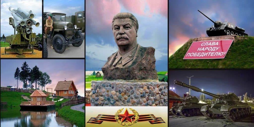 Stalin Line near Minsk, luxury entertainment