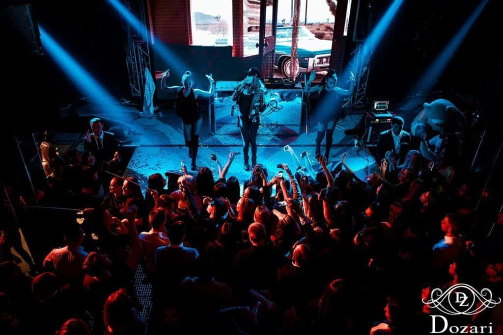 Dozari Nightclub in Minsk
