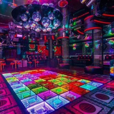 Ночной клуб Next в Минске