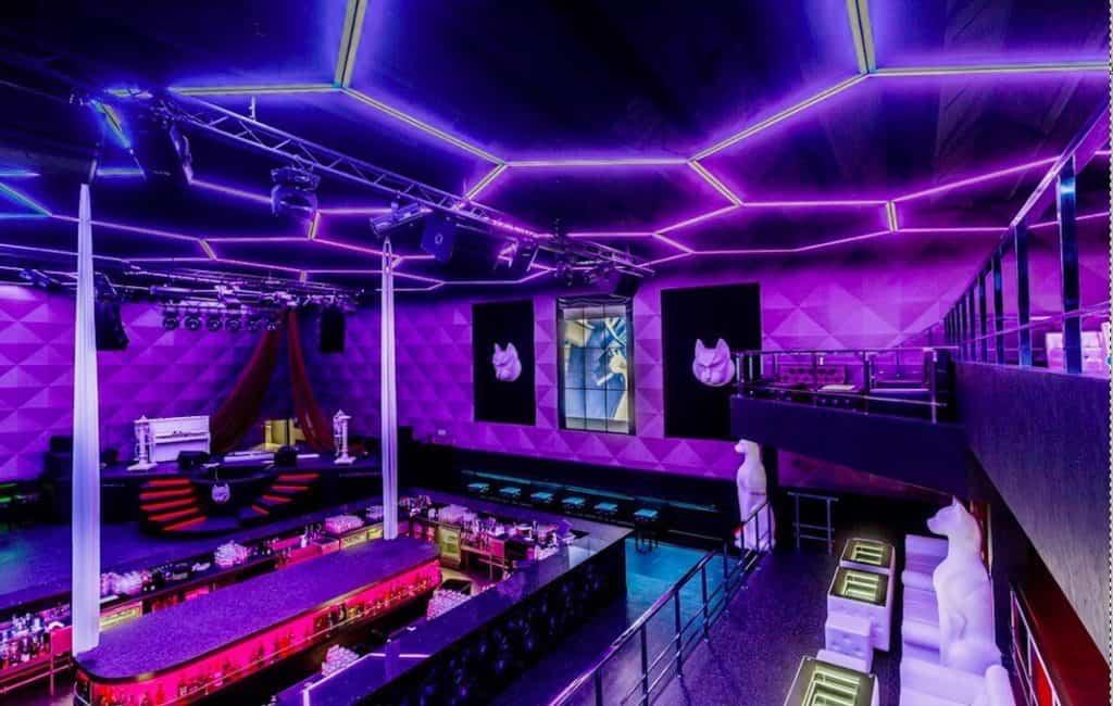 Rich Cat Nightclub in Minsk