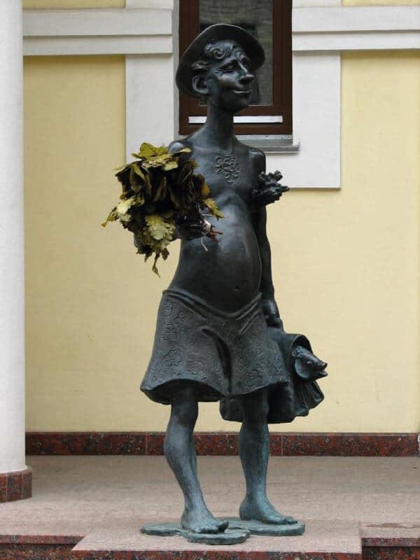 Банщик Вася в Лиде