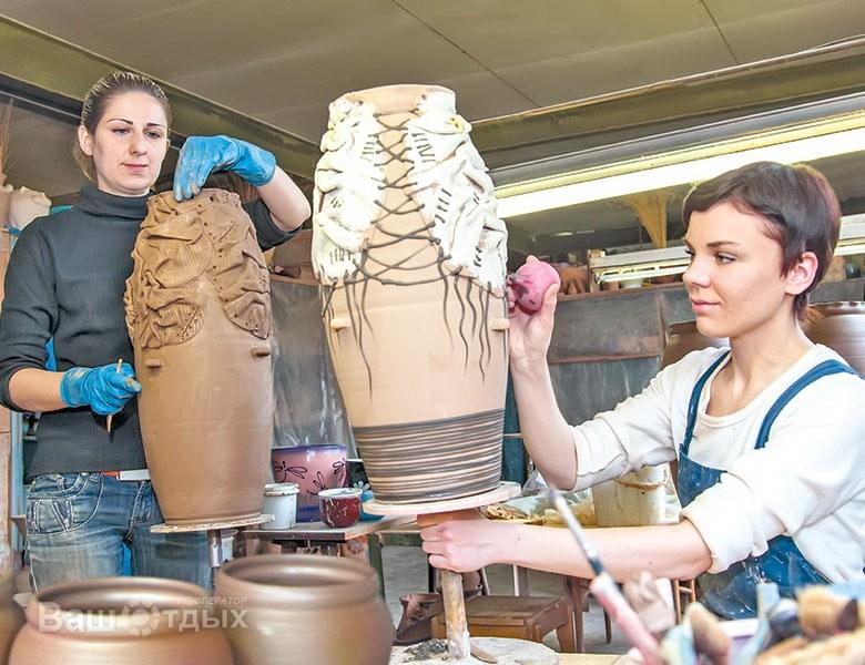 изделия из керамики