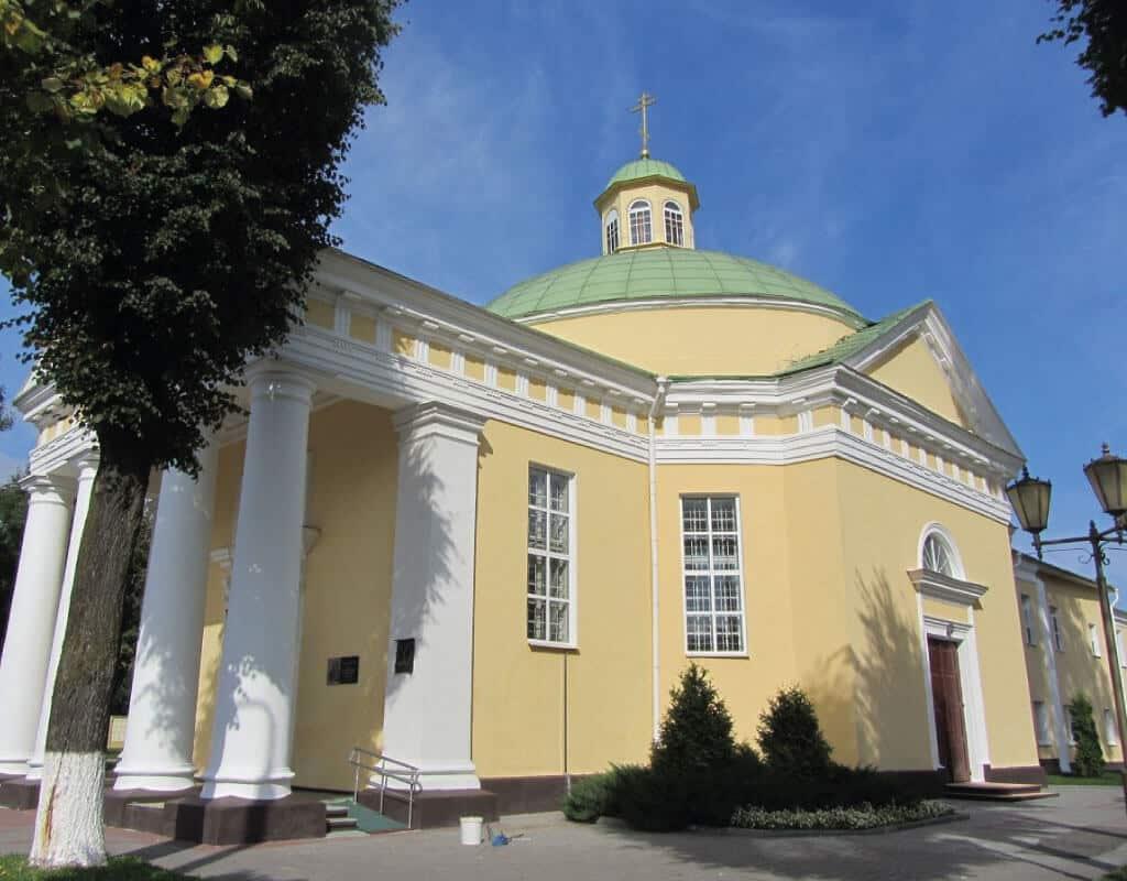 Михайловский собор, достопримечательности Лиды
