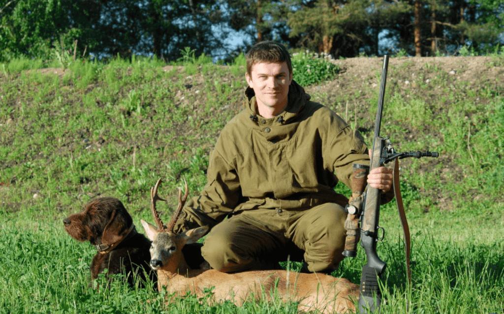 Охотничье угодье Обстерно, Беларусь