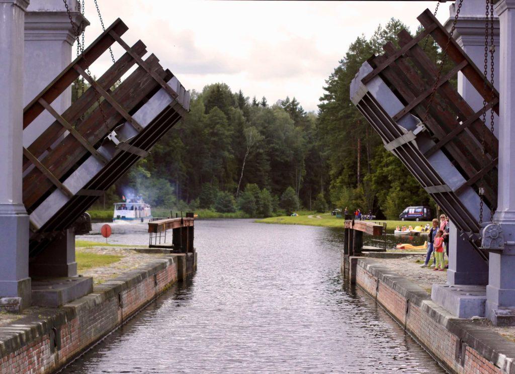 Augustow Canal Bridge, Belarus
