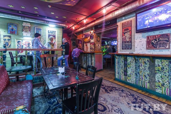 американский бар