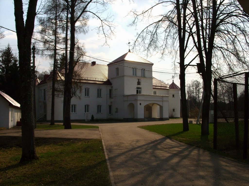 psychiatric hospital for offenders