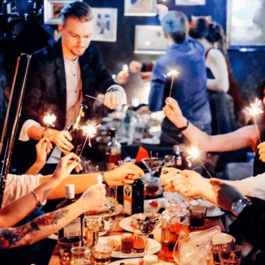 новый год в минске 2019