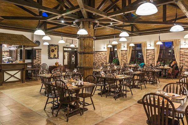 restaurant shale in mogilev