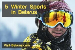Top winter sports in Belarus, snowboarding