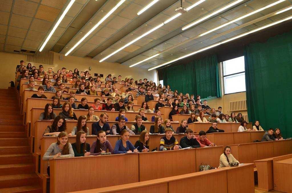 аудитория в гродненском университете