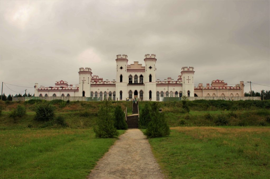 Kossovo castle in Belarus