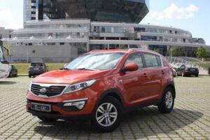 IS Car аренда автомобилей в Минске