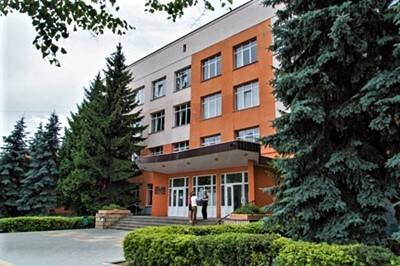 Gomel state medical college, Belarus