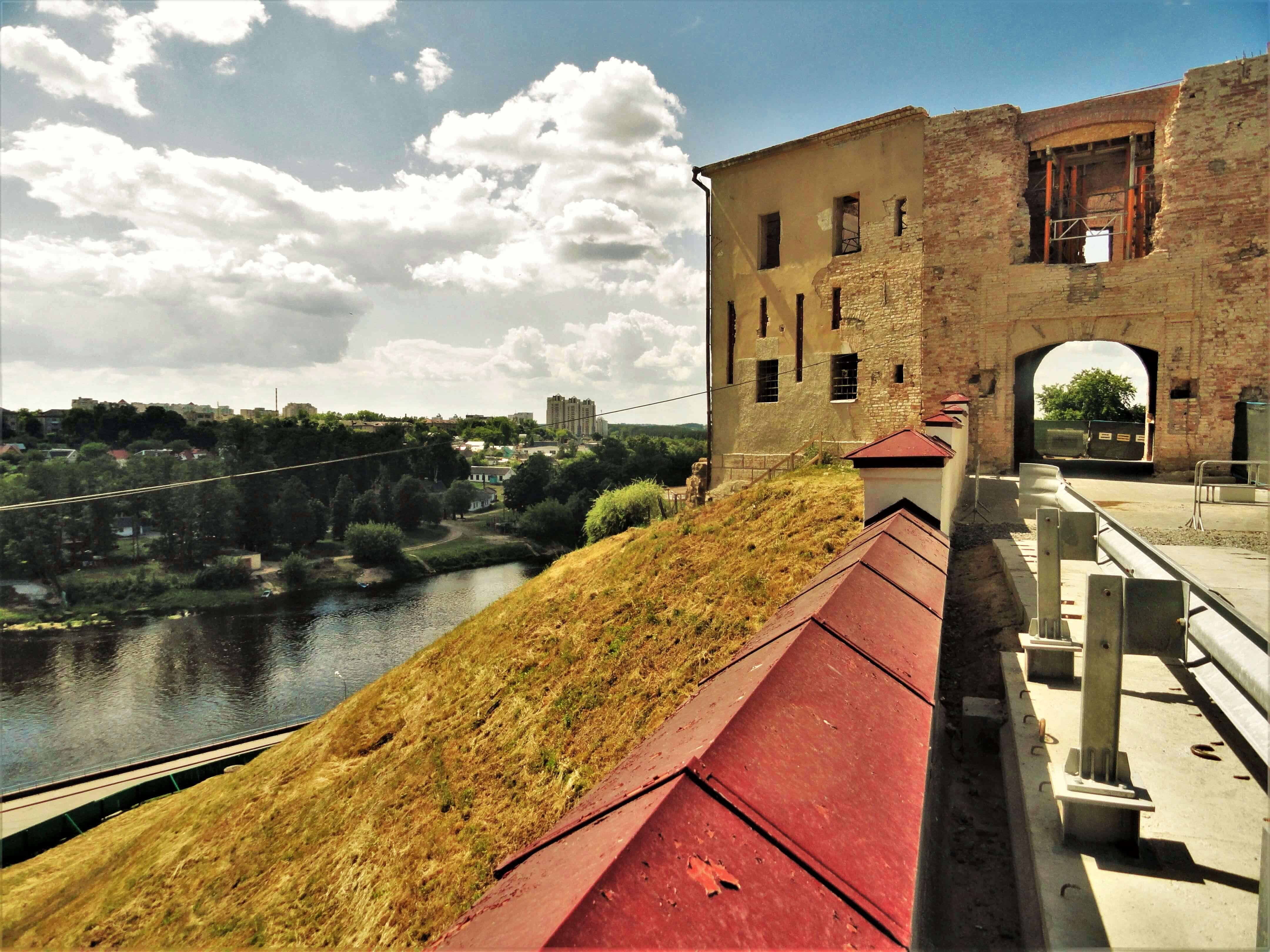 Старый замок, достопримечательности Гродно