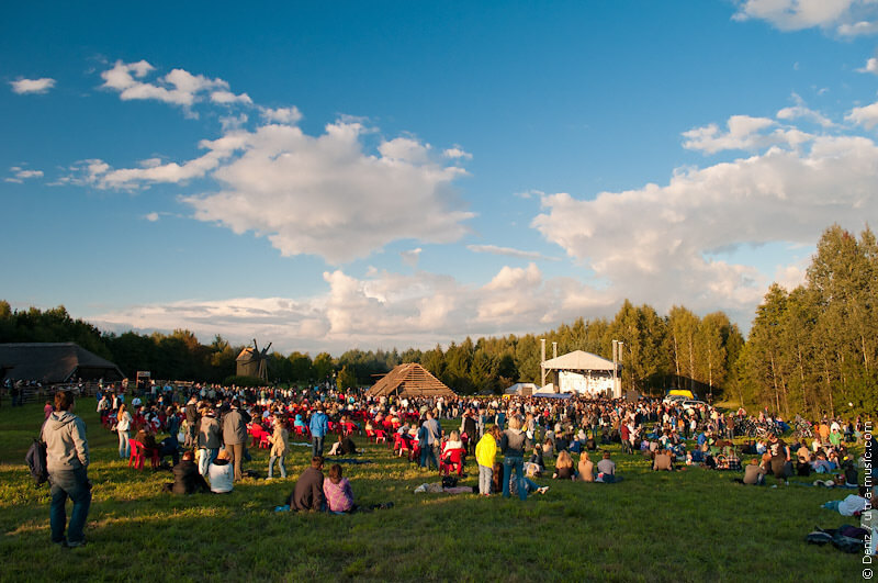 Kamyanitsa folk fest, events in Belarus