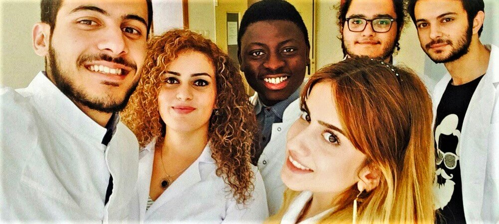 Foreign medical students in Belarus