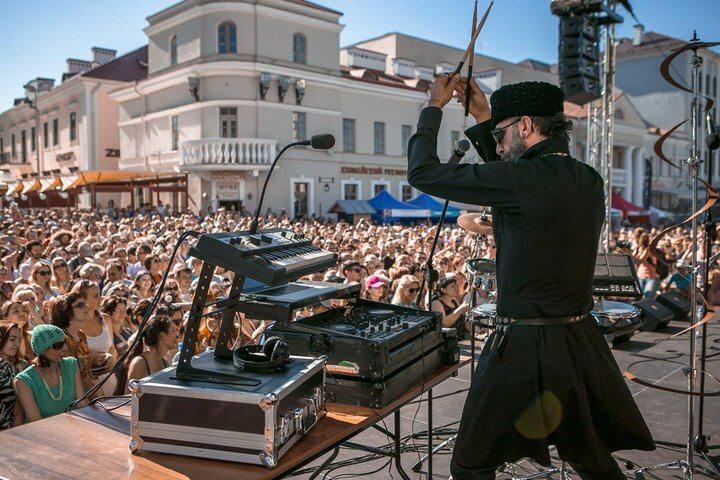 Тбилисоба, праздник грузинской культуры в Минске